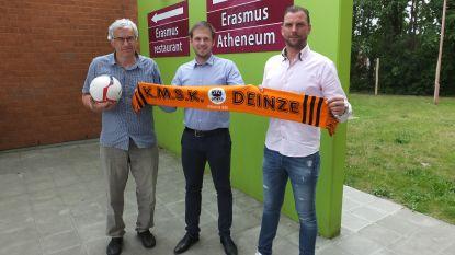 Erasmusatheneum en KMSK Deinze geven vanaf september voetbalopleiding aan eerstejaars