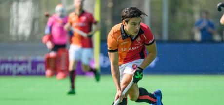Spectaculaire winst hockeyers Oranje-Rood: 'Eindelijk valt het voor ons een keer goed'