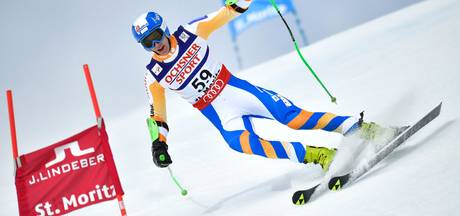 Skiër Winkelhorst gaat voor Olympische Spelen