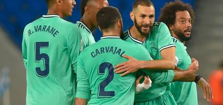Le Real prend la tête de la Liga, Eden Hazard laissé au repos