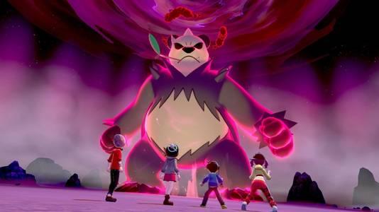 Pokémon Sword and Shield.