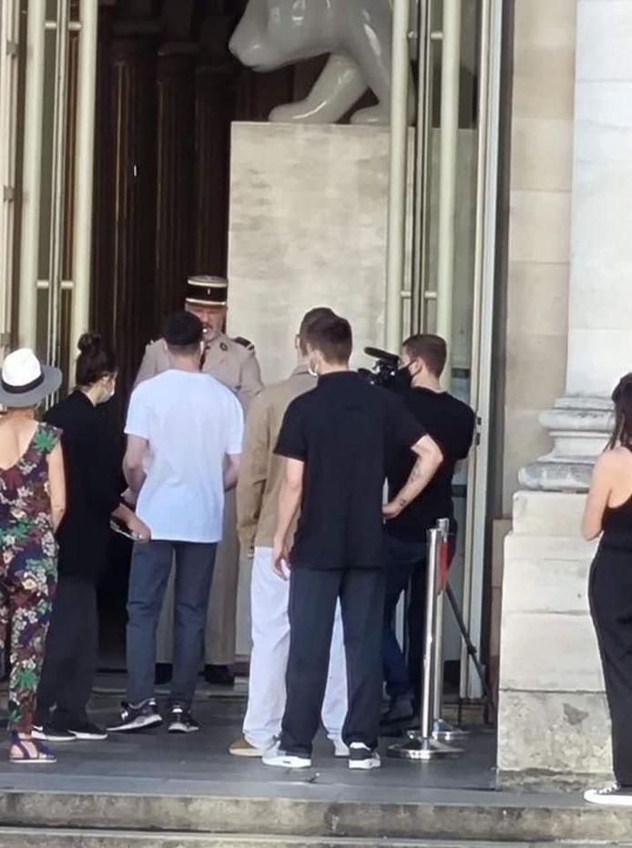 "Philippe Etchebest en mode ""gendarme"""