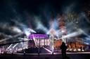 Elfde editie van The Passion 2021, een Nederlands muzikaal-bijbels evenement dat jaarlijks op Witte Donderdag wordt gehouden, telkens op een andere locatie. Het evenement is dit jaar in Roermond, op een podium aan het Munsterplein.