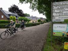 Hoe het kleine dorpje Overberg op de Heuvelrug keer op keer het toneel is van drugscriminelen