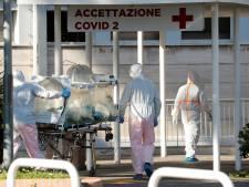 Terug naar brandhaard Italië: 'Toeristen lagen binnen een paar uur aan de beademing'