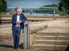 'Hoogwaterburgemeester' Gradisen hoefde dit jaar geen 4000 varkens te evacueren: 'Ik zat wel even in spanning'