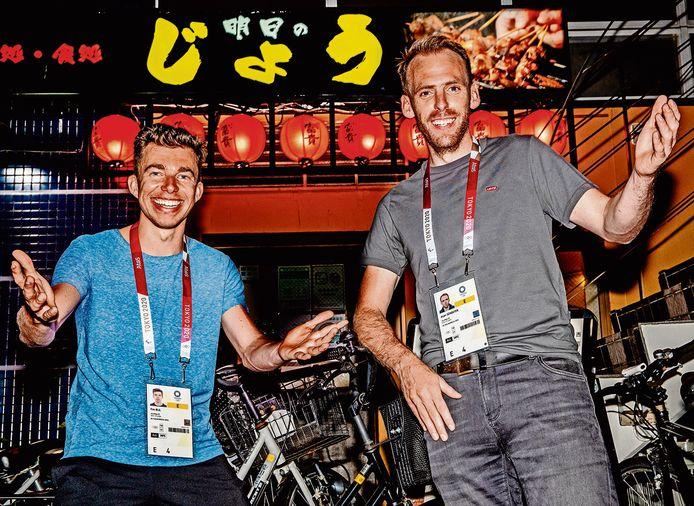 Pim Bijl en Arjan Schouten.
