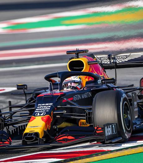 Fotoserie | De nieuwe Formule 1-wagens in actie