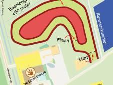 Nieuwe autocross op terrein tussen Blokzijl en Marknesse