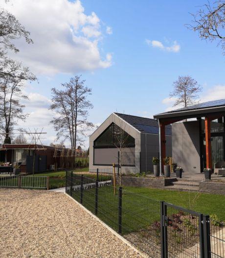 Teleurstelling voor bewoners: bouw omstreden chalets op Residence Tergouw mag door