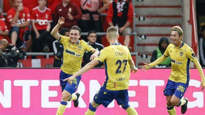 """STVV dankt invallers voor knappe zege op Standard: """"Misschien onze beste helft van het seizoen"""""""