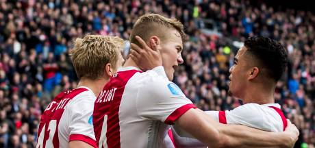 Ajax treft Sturm Graz in voorronde Champions League