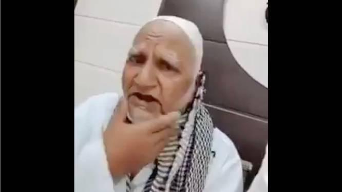 Hindoes mishandelen moslim (72) en knippen zijn baard af