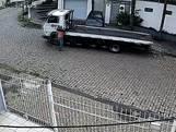 Truckchauffeur denkt lading gered te hebben, maar vergeet handrem