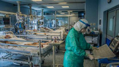 """Italiaanse patiënt 1: """"Ongelofelijk dat ik weer begon te ademen, maar dan kreeg ik nieuwe mokerslag"""""""