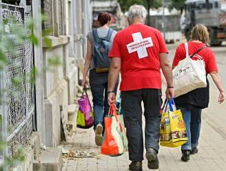 Zedelgem schenkt 5.000 euro aan Rode Kruis, voor landgenoten die getroffen zijn door de waterellende