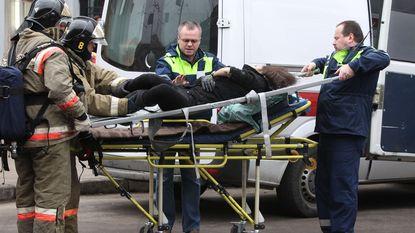 Minstens 40 doden bij dubbele aanslag in metro Moskou