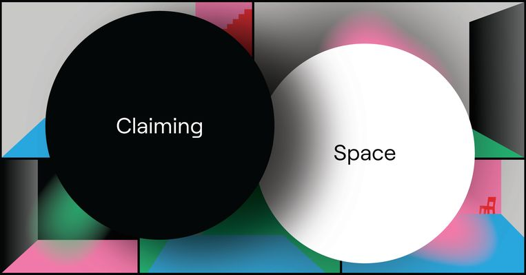 De Melkweg presenteert Claiming Space. Beeld