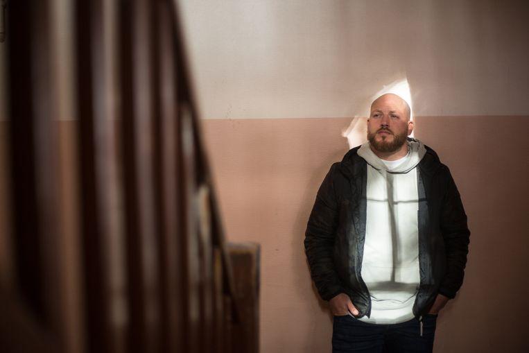 Gianluca Nobile, ofwel Don Luca, is al 20 jaar bezig als rapper.
