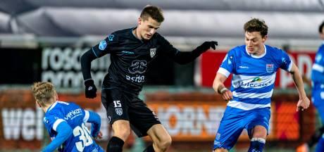 Heracles ontvangt PEC Zwolle