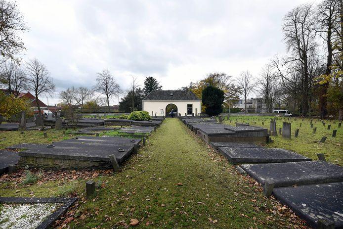 Begraafplaats Hoge Wal.