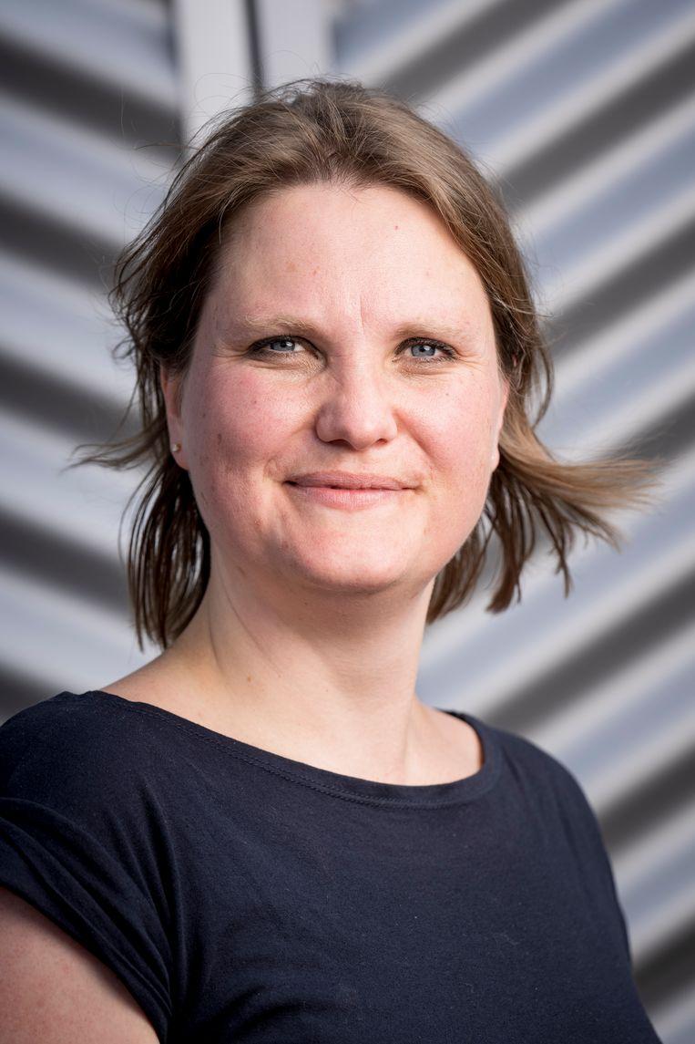 Wie bij Marijke Mulder louter persoonlijke motieven vermoedt in haar strijd tegen Feyenoord City, schat haar verkeerd in. Beeld Freek van den Bergh / de Volkskrant