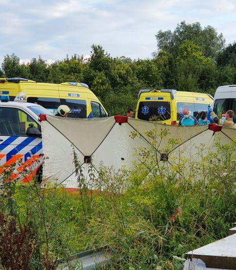 Twee doden door verkeersongeluk bij IJsselstein