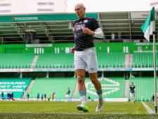 Robben staat mogelijk voor rentree bij FC Groningen