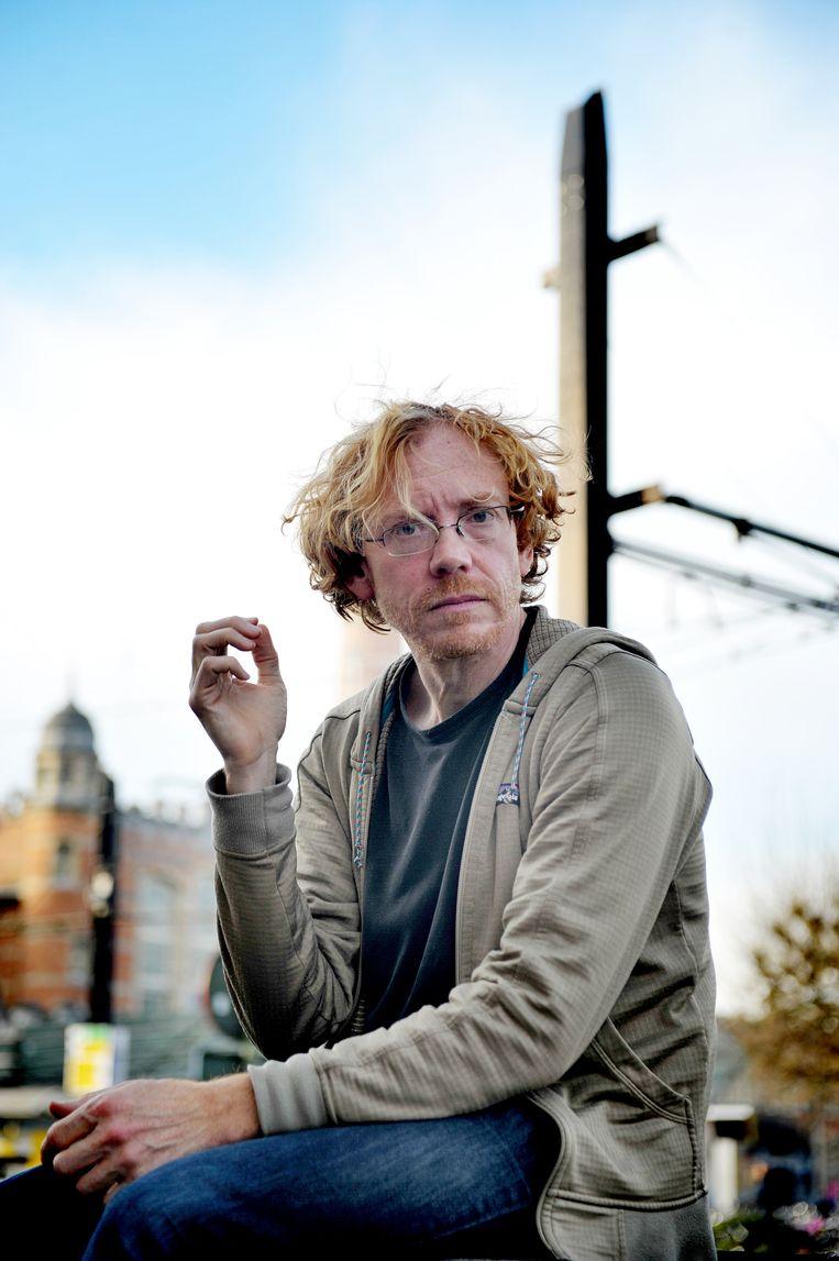 Een van de Belgische ondertekenaars: Hendrik Vos, professor politieke wetenschappen aan de UGent.  Beeld ID/ photo agency