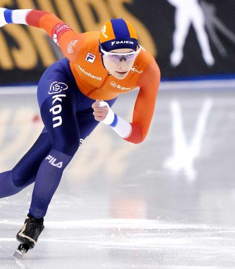 Nederlandse schaatssters winnen alles op WK junioren