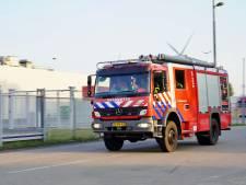 Opnieuw brand in glasfabriek in Dongen