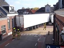 Nog geen snel besluit over vrachtwagenverbod Groot-Ammers