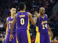 Bryant leidt Lakers naar tweede zege op rij