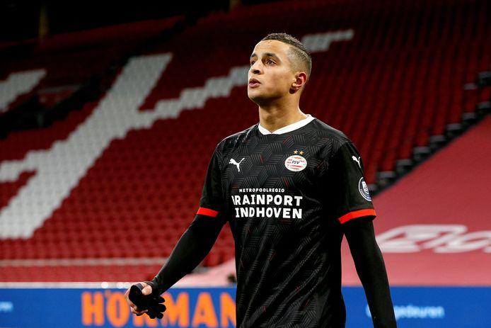 Mohamed Ihattaren heeft zich bij PSV afgelopen week onmogelijk gemaakt.