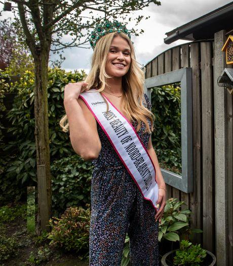 Maak kennis met de nieuwe Miss Beauty van Brabant: 'Meer dan alleen een vleeskeuring'