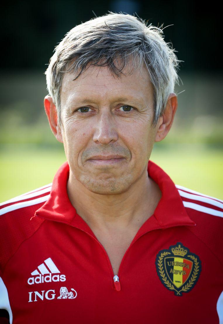Lieven Maesschalck: 'Stefan is een heel consciëntieus persoon die niets aan het toeval overlaat.' Beeld Belga