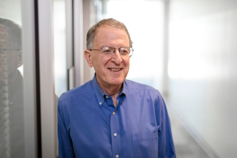 'De vader van het microbioom': de Amerikaanse microbioloog Jeffrey Gordon.  Beeld rv