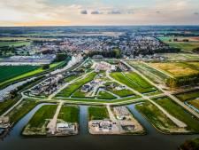 Van Goudswaard tot 's-Gravendeel: dorpsgrenzen schuiven door nieuwbouw op