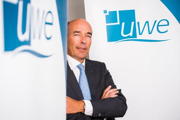 Olivier de Wasseige, administrateur délégué de l'Union wallonne des Entreprises (UWE)