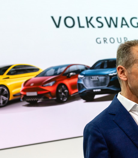 VW-topman verontschuldigt zich voor 'nazi-slogan'