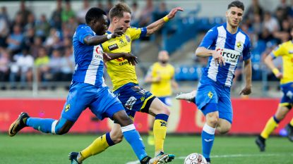 Arm, arm Waasland-Beveren: zoveelste non-match, Lierse klasse te sterk