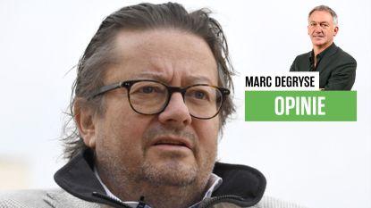 """Onze huisanalist Marc Degryse overschouwt de paars-witte paleisrevolutie: """"Coucke vergaloppeerde zich van in het begin"""""""