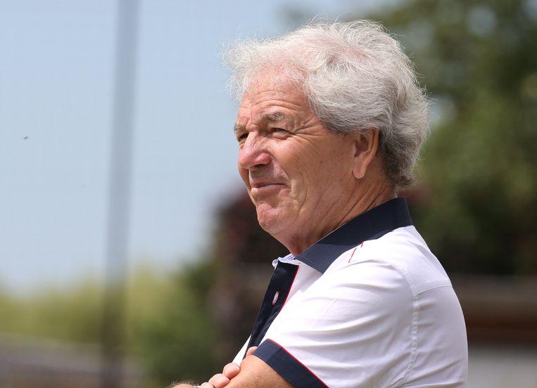 Henk Houwaart was coach van zowel Club Brugge, Cercle Brugge, Zulte Waregem als KVKortrijk.