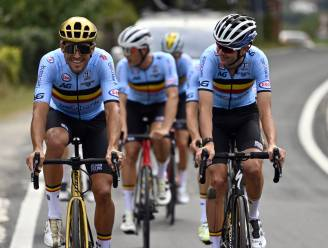 """Belgen klaar voor WK in Imola, Van Avermaet: """"Strade Bianche benadert parcours het best"""""""