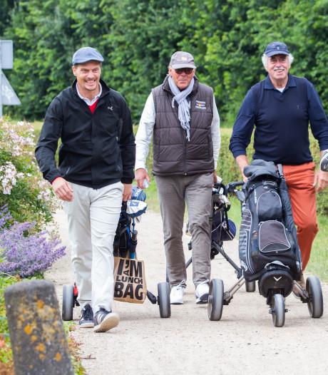 Een rondje golf met BN'ers