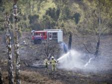 Brandweer Twente waarschuwt voor snelle ontwikkeling natuurbranden vanwege droogte