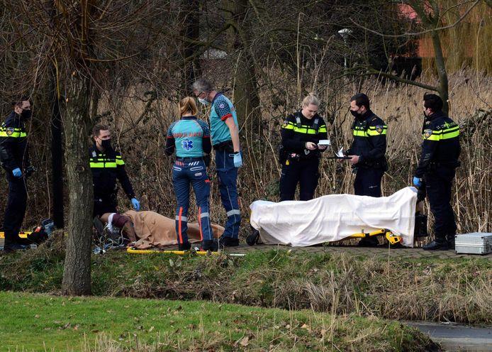 In Rijswijk is een man gewond geraakt door een steekpartij. Hij overleed later aan zijn verwondingen.