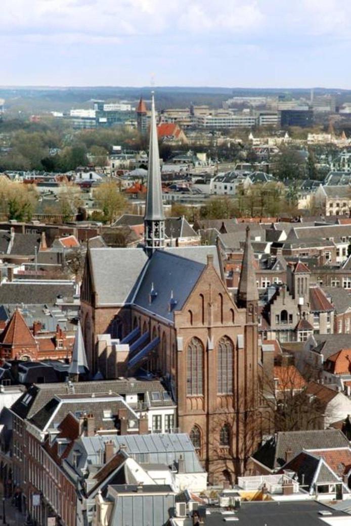 De Utrechtse Sint Willibrordkerk.