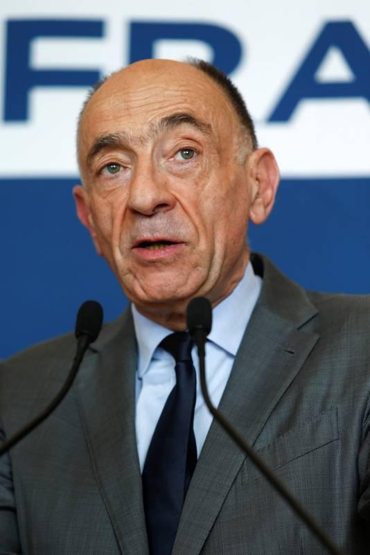 Oud-topman van Air France-KLM, Jean-Marc Janaillac.