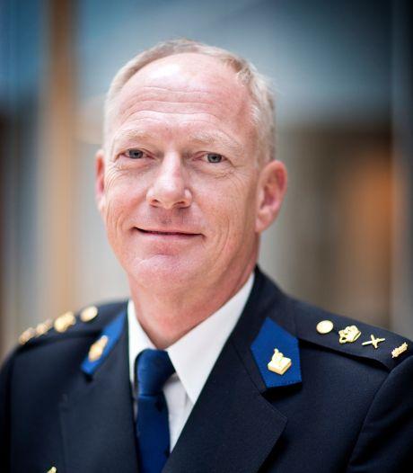 Politiechef: 'Waken voor roofbouw op agenten'